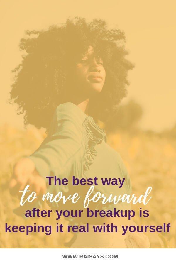 Breakup Guide -Keeping it Real