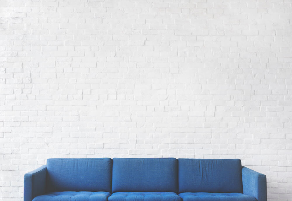 blue couch - psychologists office - rawpixel